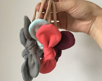 Chunky Bow headbands