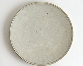 Plate 9.4 in (Kohiki), Made to Order in 2 months ; Yamato Kobayashi (16006101-8K)