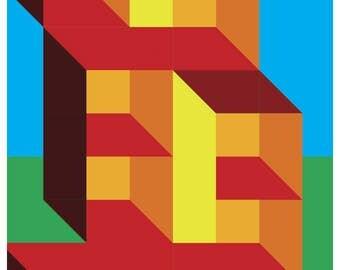 Cubed Box Building