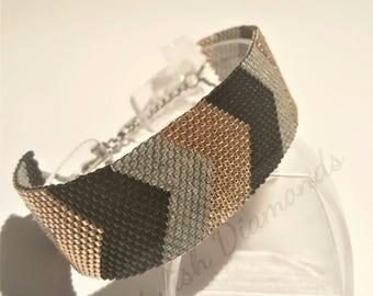 Peyote Miyuki Handmade Bracelet