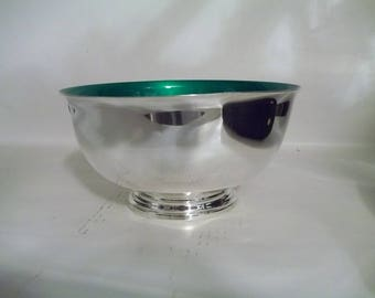 Reed & Barton®  Paul Revere 9-Inch Silverplate Bowl 106
