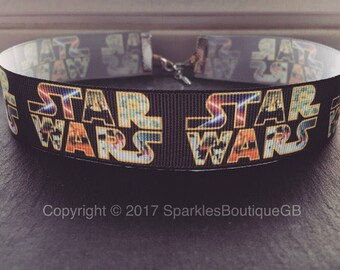 Star Wars Inspired Ribbon Choker