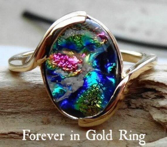 Memorial Forever Ring in 14k Gold