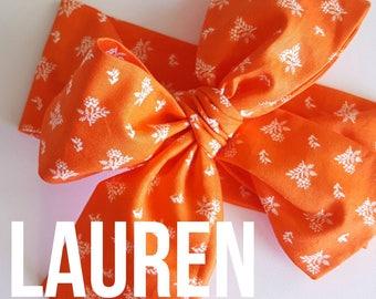 LAUREN Headwrap