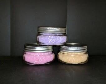 Relaxing Bath Salts - 8oz jar