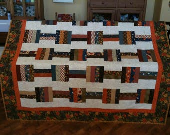 Fall Halloween Quilt
