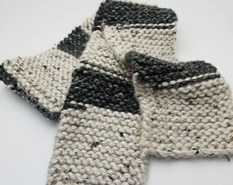 His & Hers Short Scarf