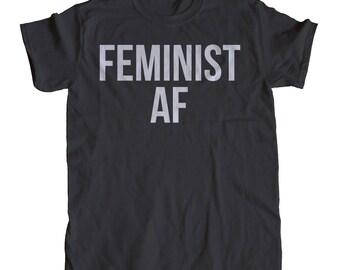 Feminist AF Men's T-Shirt