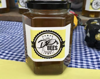 500g raw honey