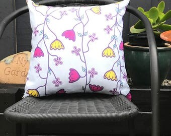 Cushion Cover in Pale Blue, Home Decor, Out Door Living