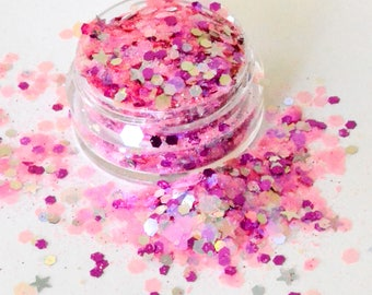 Beautiful Cosmetic Festival Glitter 'Prom Queen'
