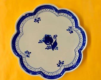 Royal Copenhagen Platter