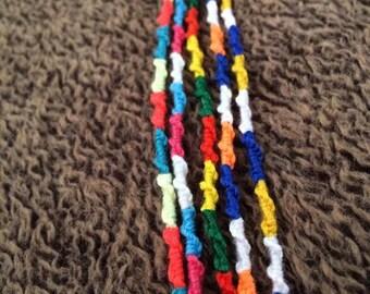 Five Mixed Bracelets
