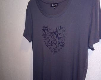 T-shirt, size 46, mark Carroll