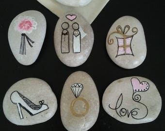 "Story Stones: Wedding ""Happily Ever After"""