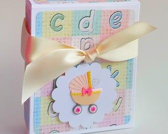 Baby shower gift box   Etsy