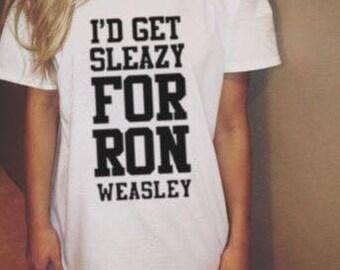 Sleazy 4 Ron T-shirt