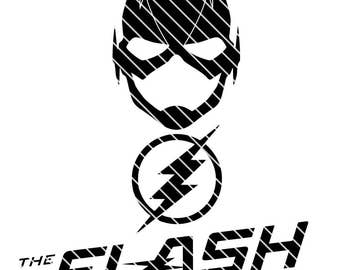 The Flash Logo - SVG file