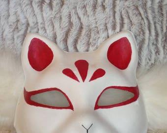 Masque de kitsune / Kitsune mask