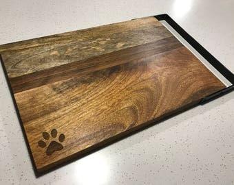 Cutting board | Mango wood | + custom engraving