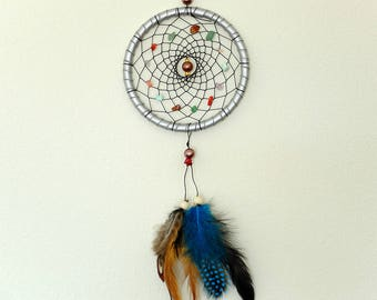 Wall art*Home decor*Room decor*Bohemian bedroom*Dreamcatcher*Natural dreamcatcher*Wall hanging*Boho dreamcatcher