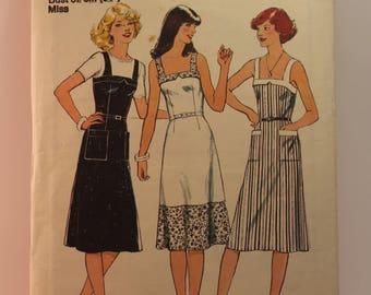 Vintage Sewing Pattern Style Dress 1915 Size 12