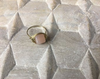 The Framed Cube Ring