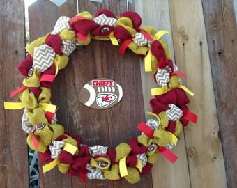 Football Wreaths