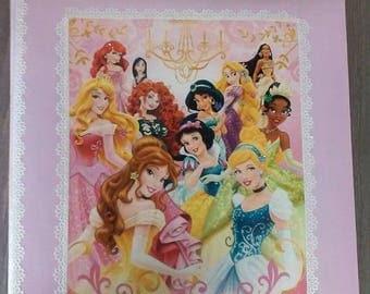 Photo album for little princesses