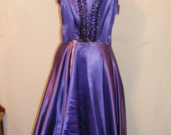 Women's Costume Saloon Dress