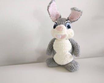 Thumper Crochet Amigurumi