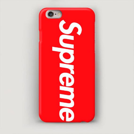coque suprme iphone 6