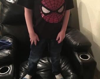 Kids spidey shirt