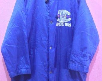 Vintage 90's CHAMPION BIG LOGO jacket coat for sale
