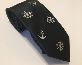 Anchor Necktie