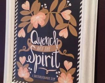 Scripture Print