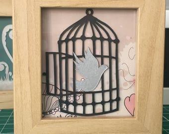 Fly free little bird