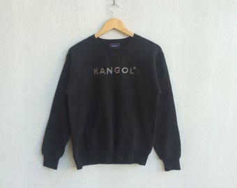 Vintage 90's Kangol Spell Out Sweatshirt