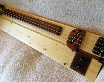 4 string Lap Steel Bass