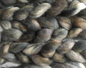 Ares: 100g Exmoor Blueface fibre tops