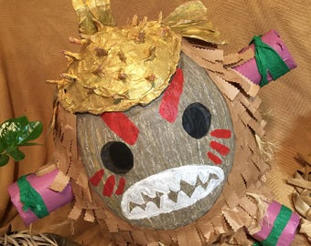 Moana pinata * Kakamora piñata inspired by Disney Moana