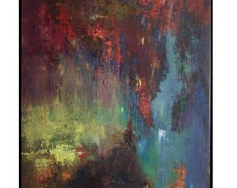 VITA Abstract oil painting