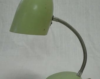 Gooseneck desk lamp from the 70's