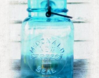 Blue McDonald