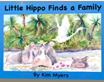 Little Hippo Finds a Family