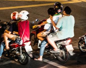 Bangkok riders