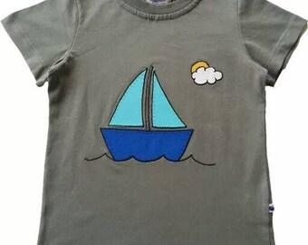 Short sleeve Boat t-shirt