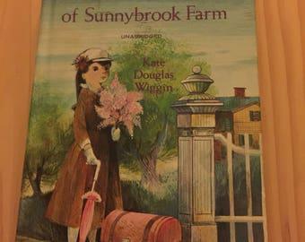 1965 Rebecca of Sunnybrook Farm by Kate Douglas Wiggin