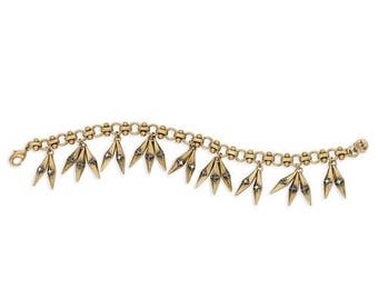 Aventine Fringe Bracelet