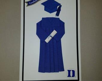Duke Graduation Card